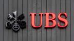 Das Logo der UBS.