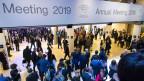 Die grossen Abwesenden in Davos.