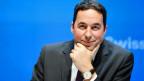 Der Swiss Re-Chef Christian Mumenthaler.