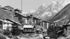Zweitwohnungsbau in Zermatt