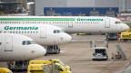 Die Fluggesellschaft Germania hat Insolvenz angemeldet.