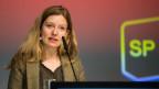 Natascha Wey, Co-Präsidentin der SP-Frauen: 50 Prozent Frauenanteil ist die Vorgabe der SP Schweiz.