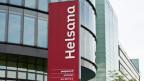 Der Hauptsitz der Helsana-Gruppe.