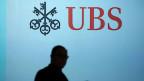Logo der Bank UBS.