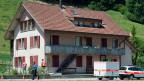 Das Haus, vor welchem im Mai 2011 ein Polizist erschossen wurde.