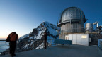 Forschungsstation Jungfraujoch.