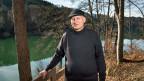 Daniel Pittet, Autor des Buches «Hochwürden, ich vergebe euch» in Rossens im Kanton Freiburg.