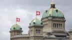 Symbolbild. Das Bundeshaus in Bern.