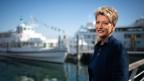 Bundesrätin Karin Keller-Sutter ist drei Monate im Amt.