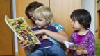 Digitale Kinderbücher sind genau so gut wie gedruckte