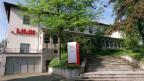 Als das Radio SRF noch DRS hiess: Archivaufnahme des Radiostudios Basel im Bruderholzquartiert.