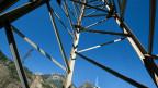 Strommast. Symbolbild