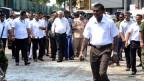 Sri Lanka - was wusste die Regierung?
