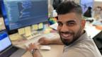 Der Iraker Rami Jumaah wird Ende Juli eine zweijährige Lehre als Software-Entwickler abschliessen.