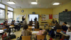 Klassenzimmer. Symbolbild.