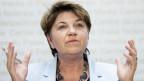Verteidigungsministerin Viola Amherd.