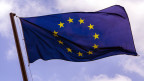 Symbolbild. Eine EU-Fahne.