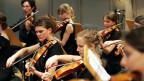 Symbolbild. Das Schweizer Jugend-Sinfonie-Orchester.