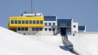 Symbolbild. Eine Bergbahn in Corviglia in St. Moritz (GR).