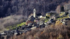 Auf dem Bild ist die Tessiner Gemeinde Indemini zu sehen.