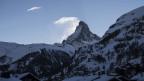 Symbolbild. Das Matterhorn in Zermatt.