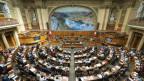 Nationalratssaal.