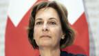 Monica Duca Widmer, designierte Präsidentin des Verwaltungsrates Beteiligungsgesellschaft Ruag.