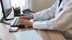 Alle Daten des Patienten sollen digital erfasst werden.
