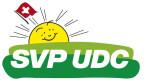 Das Logo der SVP.