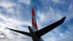 Symbolbild. Flugzeug.