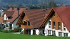 Einfamilienhäuser in Birmensdorf. Symbolbild.
