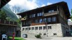 Das Schulhaus von Guttannen im Kanton Bern.