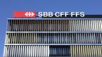 Das Hauptgebäude der SBB in Bern.