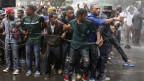 Indonesische Regierung schickt Tuppen nach West Papua.