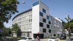 Das Gebäude des Radiostudios in Bern.