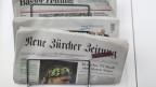 Symbolbild. Schweizer Zeitungen.