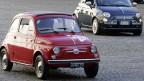 Der legendäre Fiat 500.