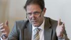 Benjamin Brägger, Lehrbeauftragter für Strafvollzugsrecht.