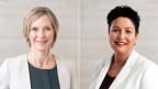 Wer zieht für das Baselland in den Ständerat ein: Die Grüne Maya Graf (li.) oder Daniela Schneeberger von der FDP?