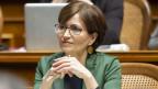 Regula Rytz, Präsidentin der Grünen Partei Schweiz.