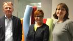Thomas Meier, Cécile Bühlmann, Isabel Pfaff