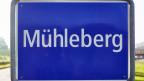 Mühleberg im Kanton Bern.