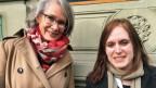 Die Professorinnen Gabriela Hug (re.) und Katharina Fromm.