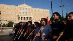 Griechenland: Einschränkungen beim Universitätsasyl.