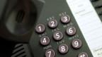 Störungen im Swisscom-Netz - auch Notrufnummern betroffen.