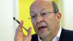 Pietro Vernazza, Chefarzt an der Klinik für Infektiologie/Spitalhygiene.