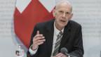 Daniel Koch, Corona-Experte beim Bundesamt für Gesundheit, an einer Medienorientierung in Bern Ende Februar.