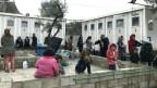 Prekäre Situation in den griechischen Flüchtlingslagern.