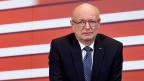Vincenz Ducrot, der neue SBB-Chef.