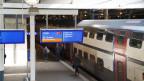 Panne bei der SBB im Bahnhof Bern.